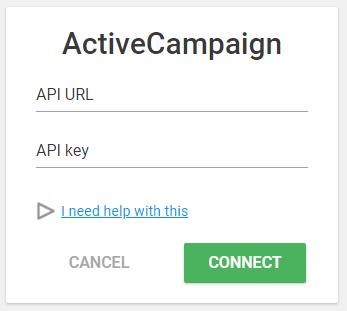 Diese Information findest du in deinem ActiveCampaign Account.